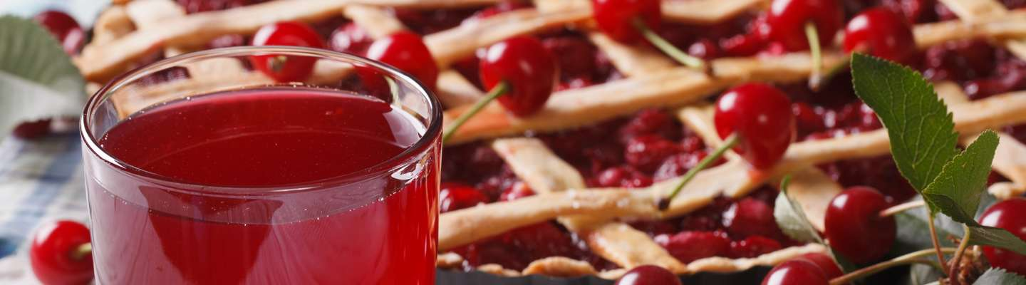 Red Tart Cherry Purée Concentrate Application