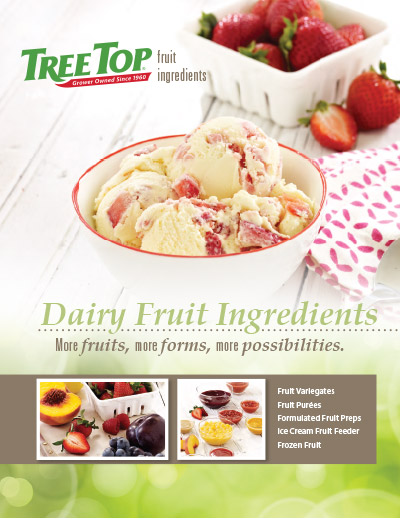 Dairy Fruit Ingredients