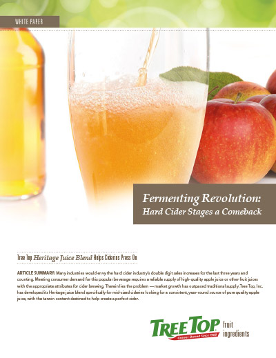 Hard Ciders Whitepaper