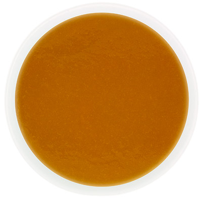 Organic Peach Puree Sample