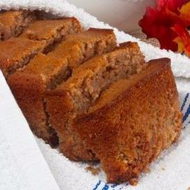 Pear Walnut Bread
