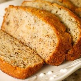 Vanilla Apple-Banana Bread