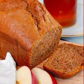 Whole Grain Apple Bread