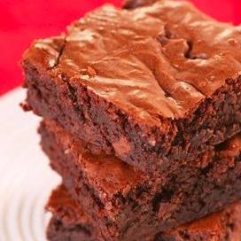 Apple Sauce Brownies