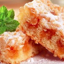 Apricot Breakfast Coffee Cake