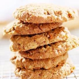 Apple Sauce Spice Cookies