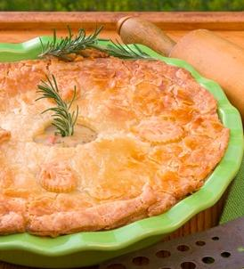 Apple Meat Pie