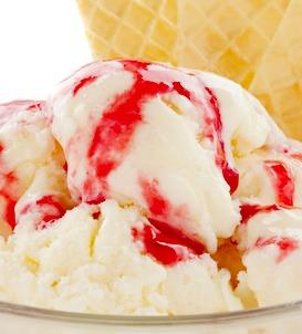 Strawberry Ice Cream II