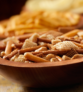 Gluten-Free Apple Chex Mix