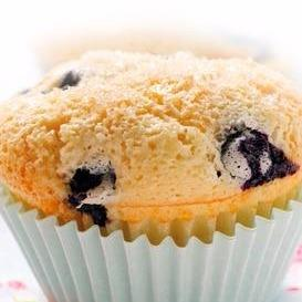 Blueberry Apple Sauce Muffin