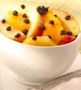 Tangerine Spiced Fruit