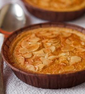 Apple Hazelnut Tart
