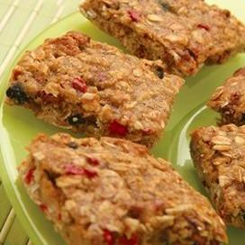 Apple Berry Bakery Squares