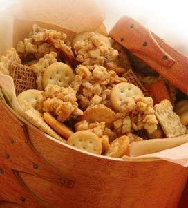Maple Mesquite Snack Mix
