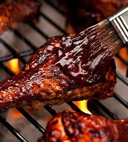 Blackberry Barbeque Sauce