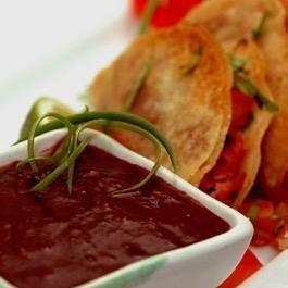 Raspberry Dipping Sauce