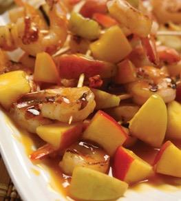 Apple Citrus Jamaican Jerk Sauce